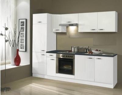 keuken Bengt 270cm White incl. Inbouwapparatuur HRG-21399