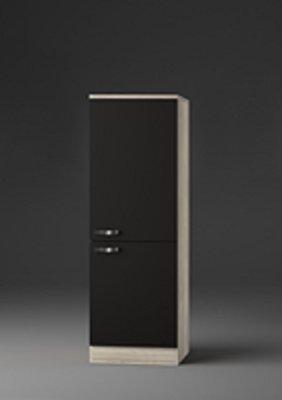 Hogekast tbv inbouw koelkast Antraciet  174 x 60 x 60 MH661