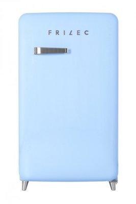 Vrijstaand koelkast 168-9A++ licht blauw