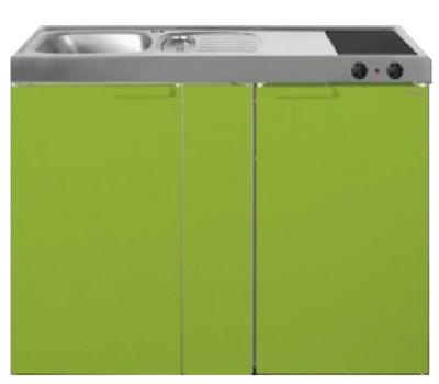 MK 120B Groen met koelkast  RAI-95390