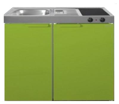 MK 90 Groen met koelkast  RAI-9511