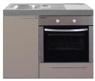 MKB 100 Zand met  oven RAI-9545