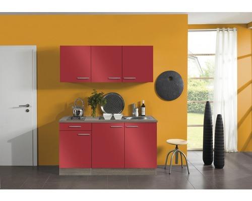Kitchenette Imola Rood 150cm HRG-4389
