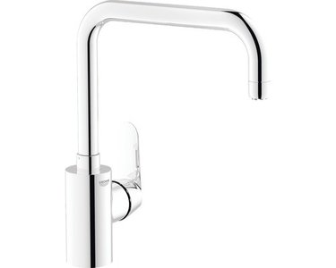 Design Keuken Mengkraan Chrome HRG-170