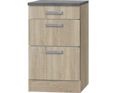 Kabinet Napels acacia-Decor (BxHxD) 50,0x84,8x60,0 cm`HRG-1129