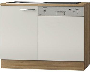 Keukenblok incl vaatwasser 110cm OPTI-2154