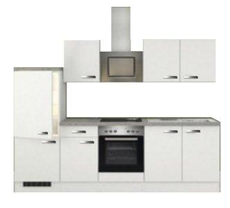 Keuken 270cm incl apparatuur HRG-1049