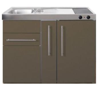MP 120A Bruin mat met apothekers la en koelkast RAI-9518