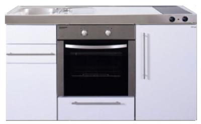 MPB 150 Wit met koelkast en oven RAI-933
