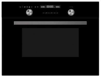 Combi inbouw magnetron-oven Exquisit EBM4543 RAI-855