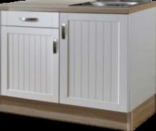 Keuken blok 110 MDF wit RAI-9911