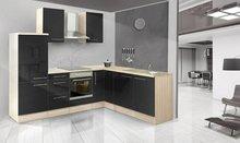 L-keuken-Akazia-zwart-Hoogglans--260x200cm-CHI-9179