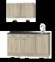 Kitchenette-140cm-Neapel-met-spoelbak-en-wandkasten-80cm-RAI-180