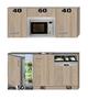 Kitchenette-Neapel-140cm-incl-magnetroon-koelkast-vaatwasser-en-boiler-RAI-2121
