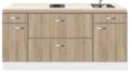 Kitchenette-180cm-Houtnerf-Padua-met-een-ladenkast-RAI-511039