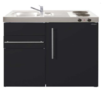 MK-90-Zwart-mat-met-koelkast-en-een-la-RAI-9516