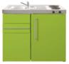 MK-90-Groen-met-koelkast-en-een-la-RAI-9512