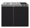 MK-90-Zwart-mat-met-koelkast--RAI-9515