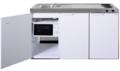 MKM-150-Wit-met--losse-magnetron-en-koelkast-RAI-333