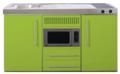 MPM-150-Groen-met-koelkast-en-magnetron-RAI-952