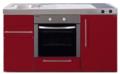 MPB-150-Rood-met-koelkast-en-oven-RAI-934