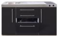 MPGS-150-Zwart-mat-met-vaatwasser-en-koelkast-RAI-9543