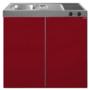 MK-100-Bordeauxrood--met-koelkast--RAI-9522