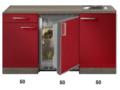 Kitchenette-Rood-Hoogglans-150cm-HRG-5396