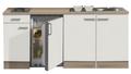 Keukenblok-190cm-gebroken-wit-eiken-incl-2-pit-kookplaat-RAI-558