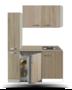 Kitchenette-130cm-met-koelkast-POTTO-6444