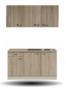Kitchenette-Padua-150cm-met-wandkasten-RAI-159