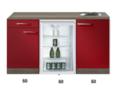 keukenblok-150cm-Imola-met-glazen-koelkast-RAI-4443